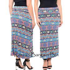 New Ladies Gorgeous Maxi Skirts Plus Size 14/1XL (1321)MO