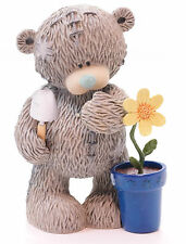 Me To You Tatty Teddy Bear Collectors Figurine - POTTED LOVE #  rare