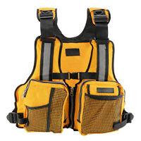BESTSHOP Boat Buoyancy Aid Sailing Kayak Fishing Life Jacket Vest Amarine Made