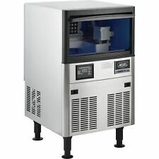 Self Contained Under Counter Ice Machine Air Cooled 120 Lb Production24 Hrs