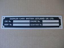 Daimler PVC grande trabajo pesado deber Tienda Garaje Banner mostrar