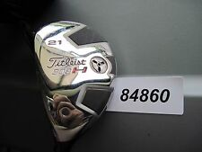 LH Titleist 909H  21° Hybrid Diamana  Regular  Flex Graphite w/hc USED #84860