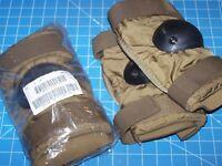 Pads Elbow Tactical Coyote BPE Uniform Combat USMC Military USA LARGE NEW w P38