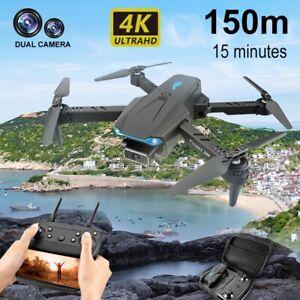 Drone NEW 4k professional 2021 HD Wide Angle Dual Camera 1080P WiFi FPV Drone