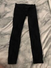 Girls Joe's 10 Black Jeans Size 10