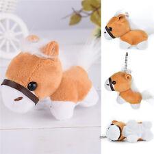Cute Horse Soft Animal Stuffed Plush Toys Baby Boy Girl Bed Pram Hanging Toy