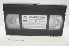 Wonder Boys VHS Movie