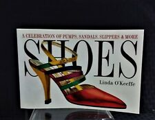 "Vtg Collectible Paperback Book Entitled ""Shoes"" By Linda O'Keeffe 1996"