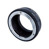Canon EF-M Mount Adapts Canon FD Lens to fit CANON EOS-M Mirrorless Camera