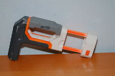 Nerf N-Strike Modulus White Tactical Storage Shoulder Stock Rare Accessory