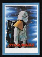 2017 Topps Star Wars 1978 Sugar Free Wrappers SANDTROOPER Blue # 48/75