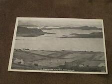 J.B White postcard - Summer Isles - Achiltibuie Nr Ullapool - Ross & cromarty