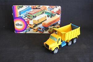 Siku Volvo N12 Turbo Dump Truck 1:55 #2514 (J&KvW)