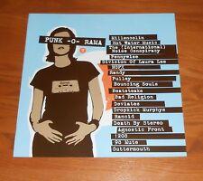 Punk-O-Rama Poster 2-Sided Flat Square Promo 12x12 RARE