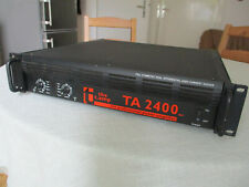 PA-Endstufe T-Amp TA-2400 MkII