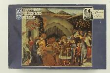 Vintage Puzzle 1000PC FX SCHMID Art Puzzle Adoration of The Magi No 90030