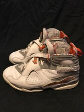 Nike Air Jordan 8 VIII Retro Stealth Orange Size 11. 305381-102 1 2 3 4 5