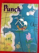 Vintage : PUNCH Magazine : 12th September 1962