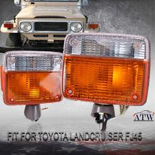 60-84 Toyota Landcruiser Fj40 Hj45 47 Bj40 42 Coner Turn Signal Light Lamp