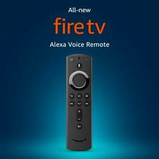 Alexa Voice Remote w/ power & volume controls | Requires compatible Fire Tv Dev