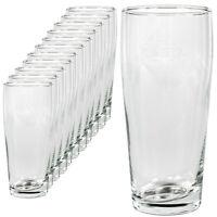 12x Arcoroc Bierglas Willibecher 0.25 Biergläser Willi Becher Bier Glas geeicht