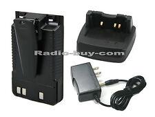 GS-41A+G103LI Charger Set+2200mAh Battery for VX-8R VX 8GR,FT1DR,CD41,FNB102