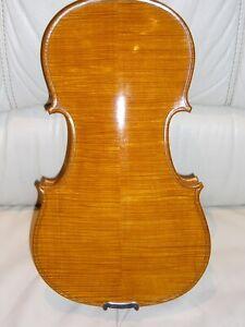 Sehr schöne Alte Meistergeige 4/4 Geige, Violine ,Violin,mit Meister Bogen