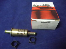 Lot of 2 - FG44A Ford fuel filters, Motorcraft part number D3FZ9155A