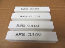 Diamond / CBN Dressing Stone Stick Norton 220 Grit ( 4 Pcs. )  Made in the U.S.A