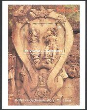 St Vincent 1993 Talla/Art/estatuas/mitos/Leyendas/stampex m/s (n40145)