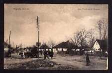 90220 AK Cuprija Serbien Zar Ferdinand Str 1917 Feldpost 176 Bahnhofkommandantur
