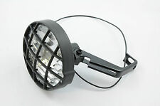 BICYCLE FRONT DYNAMO LIGHT TRENDY LOOKING WITH GRILL NEW OR VINTAGE BIKE NOS