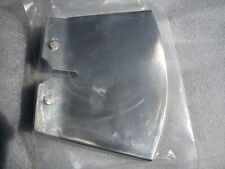 Lambretta Inboard Disc Brake Scoop Air Vent LI SX TV GP Stainless Steel
