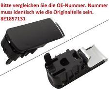 AUDI A4 B6 AUDI A4 B7 00-08 GRIFF HANDSCHUHFACH VERSTECK OHNE ÖFFNUNG - SCHWARZ