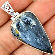 Pietersite 925 Sterling Silver Pendant Jewelry SP213672