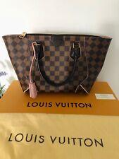 100% подлинный Louis Vuitton ручная сумка