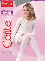 Mädchenstrumpfhose besondere Anlässe Ballett Tanz Kinderstrumpfhose Maggie Conte