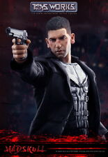 Toys Works madskull similar a Hot Toys Punisher 1/6 Marvel Figura Daredevil