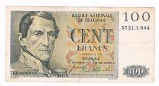 100 Frank/Francs   type  Eeuwfeest   02.08.1954     Morin 66b