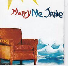 CD-Marry Me Jane/#378