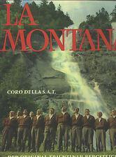 La Montanara  Original Trientiner Bergsteigerchor + Musik aus Reit im Winkl 2 LP