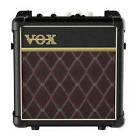 Vox MINI5 Rhythm 5-Watt Battery Powered Guitar Combo Amplifier with 99 Rhythm