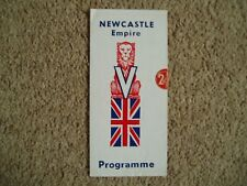 1940s Newcastle Empire - Babes in the Wood - Ethel Revnell, Gracie West, etc.