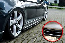 Cup retrasadas de ABS VW Passat 3g b8 r-line con Abe brillo negro