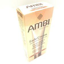 AMBI SKINCARE Fade Cream Oily SKIN  2oz With Vitamin E