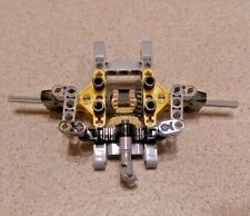 LEGO Technic - Full Long Framed Front Drive and Steering Assembly v3 - new parts