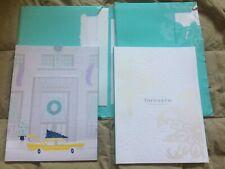 2 TIFFANY & Co. Christmas Holiday Catalogs 2014 and 2015