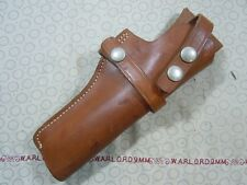 SMITH & WESSON 21 82 LEATHER HOLSTER FOR RUGER BROWNING  WITH 4.5 INCH BARREL.