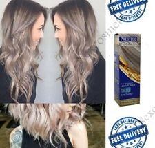 Grey Hair Amethyst Toner BB10 DYE BLOND HAIR 100ml NOAMONIA and PEROXIDE