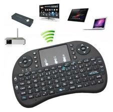 Mini Wireless 2.4G Backlit Keyboard Touchpad Mouse For PC Mac Android